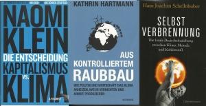 Sachbücher Stichwort: Systemwandel statt Klimawandel