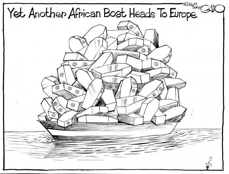 Journalismus aus afrikanischen Ländern nach Deutschland gebracht