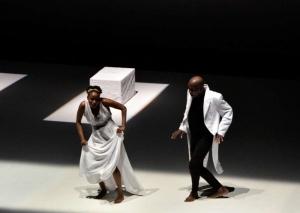 Interview mit Kettly Noël während des Festivals Dance Dialogues Africa